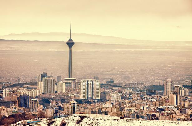 Panorama Teheranu