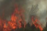 požar, vatra, stihija, šume, maroko