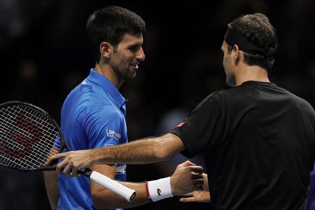 Federer i Đoković