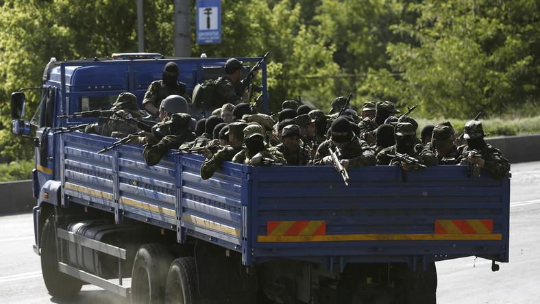 Ukraina. Powrót żołnierzy z misji pokojowych ONZ? Możliwa operacja antyterrorystyczna