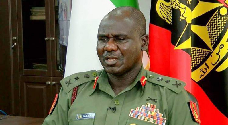 Buratai: Boko Haram strangulated, in a depressed state