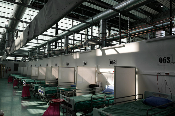 Szpital resortu obrony narodowej na warszawskim Okęciu