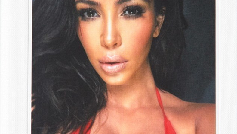 Kim Kardashian West Selfish Book