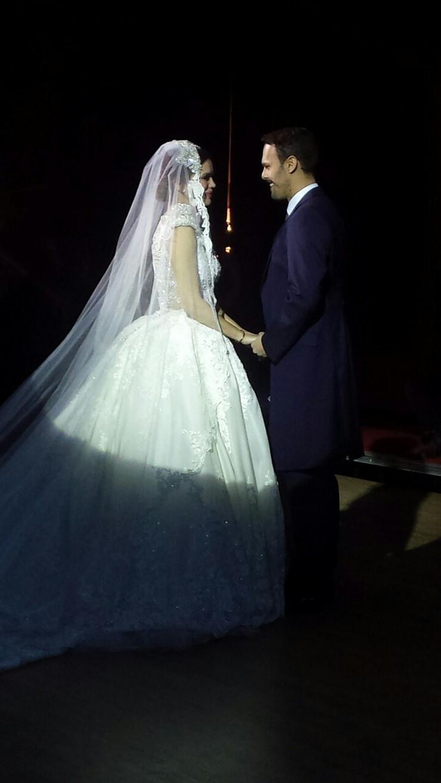 Severina venčanje