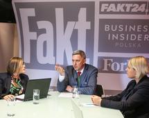 Debata dziennikarzy Grupy Onet-RAS Polska