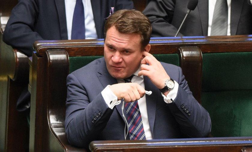 Prawa autorskie Tarczyńskiego. Skąd poseł ma 91 tys. zł?