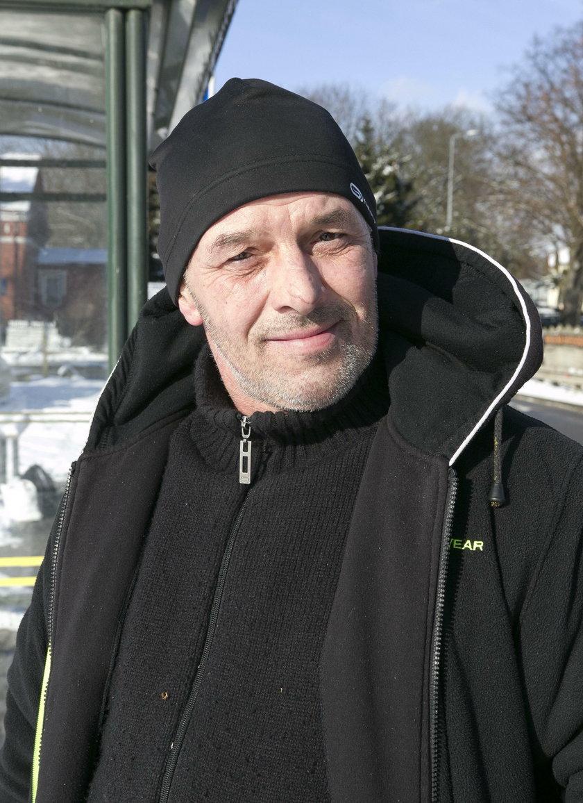 Mirosław Szulta 52 l.