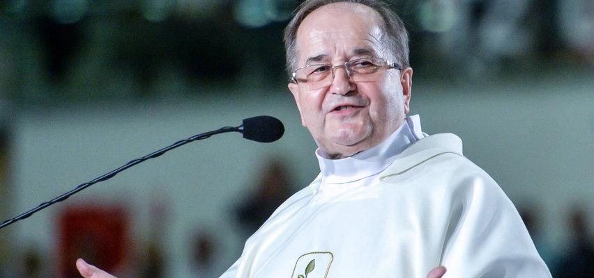 """Rydzyk prosi o... pieniądze na rzecz swojej uczelni. """"Tylu mamy katolików, dobrych Polaków"""""""