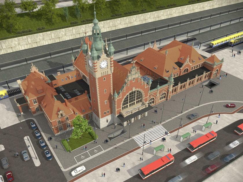 Dworzec Gdańsk Główny