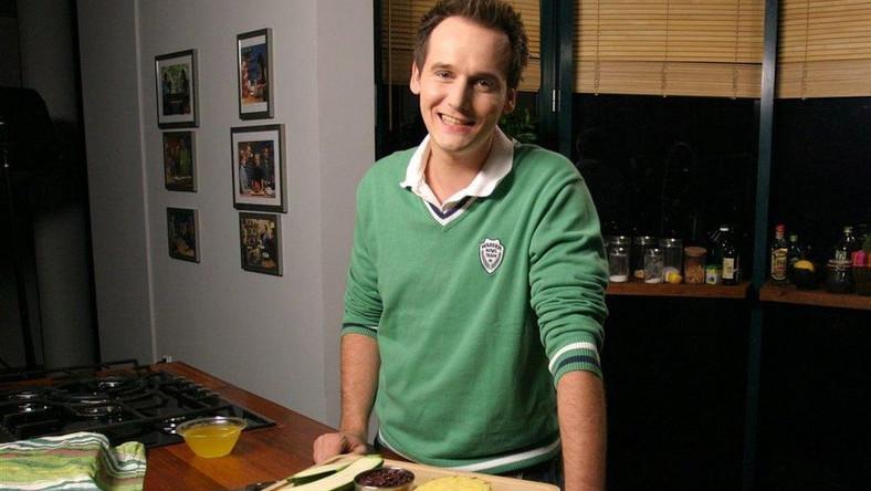 Pascal Brodnicki - z kuchni do biura