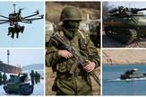 roboti ruska vojska kombo