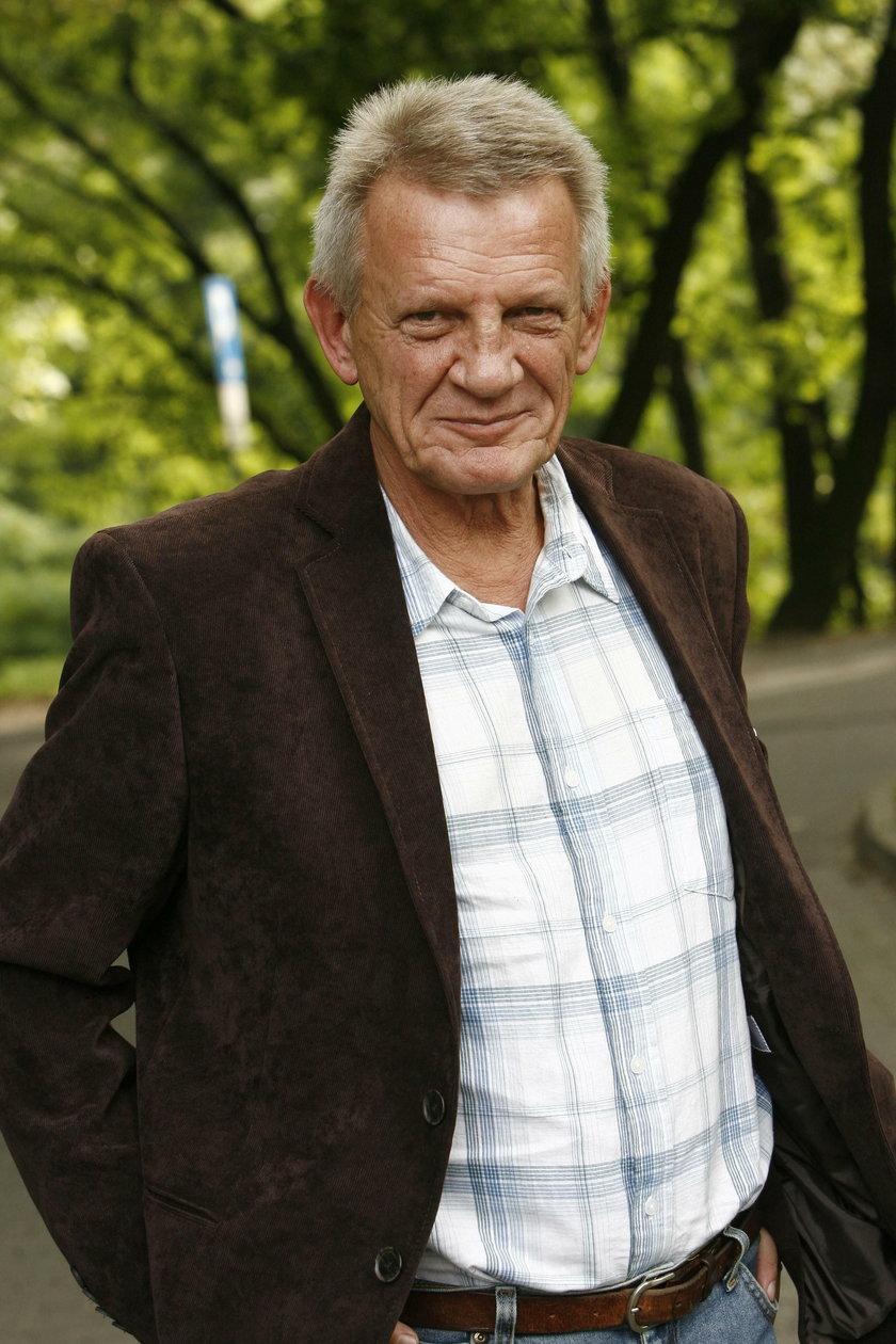 Bronisław Cieślak ma raka. Aktor przeszedł operację