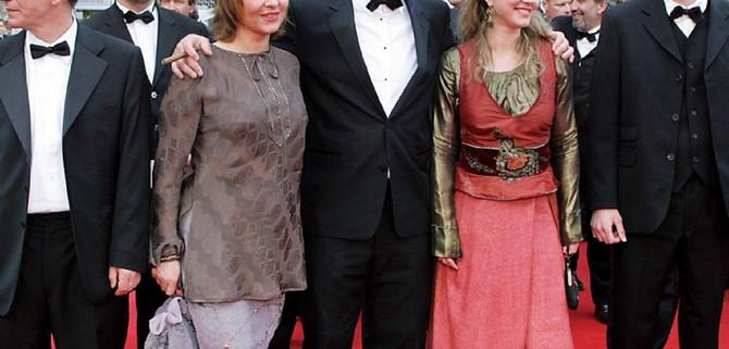 Ovako su naši glumci osvajali Kan: Slika VESNE TRIVALIĆ I VUKA KOSTIĆA od pre 15 godina je NEPROCENJIVA