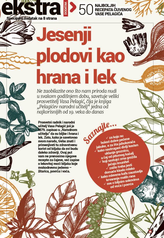 Recepti čuvenog vase Pelagića