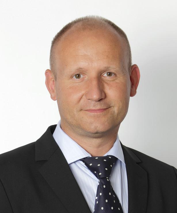 Dariusz Barski, prokurator, przedstawiciel prezydenta w Krajowej Radzie Prokuratury