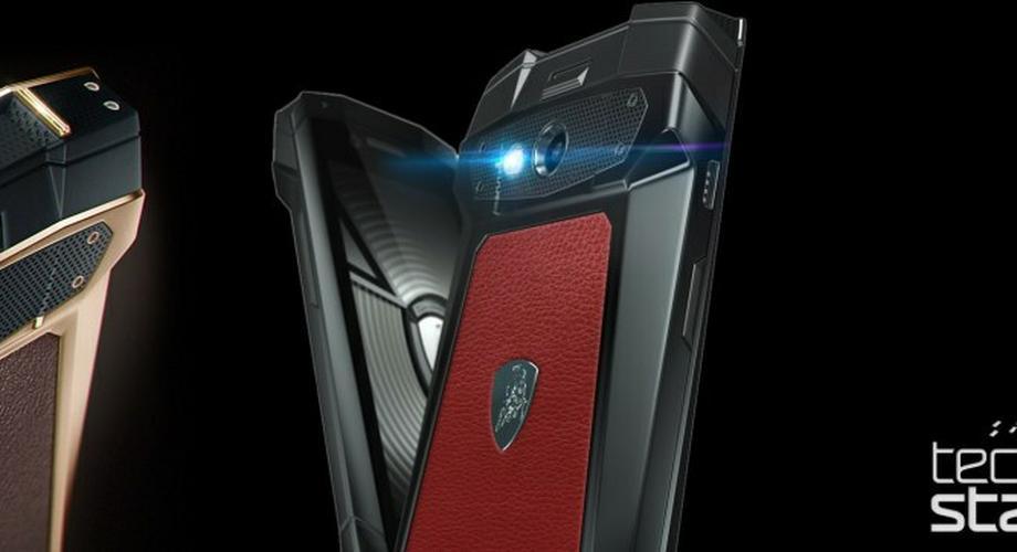 Antares: Lamborghini-Smartphone für 3000 Euro