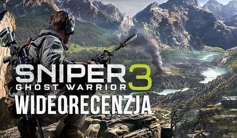 Sniper: Ghost Warrior 3 - wideorecenzja