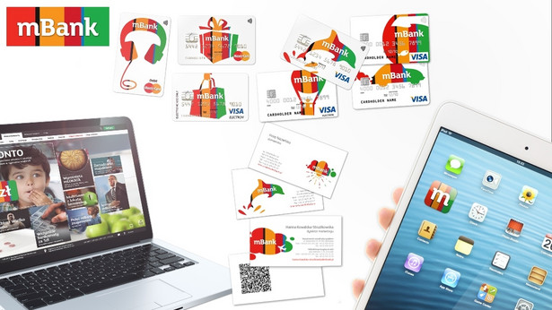 Rebranding mBanku - nowe logo, nowe funcje systemu transakycjnego