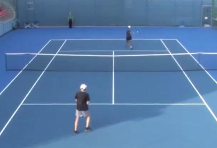 Najgori teniser na svetu