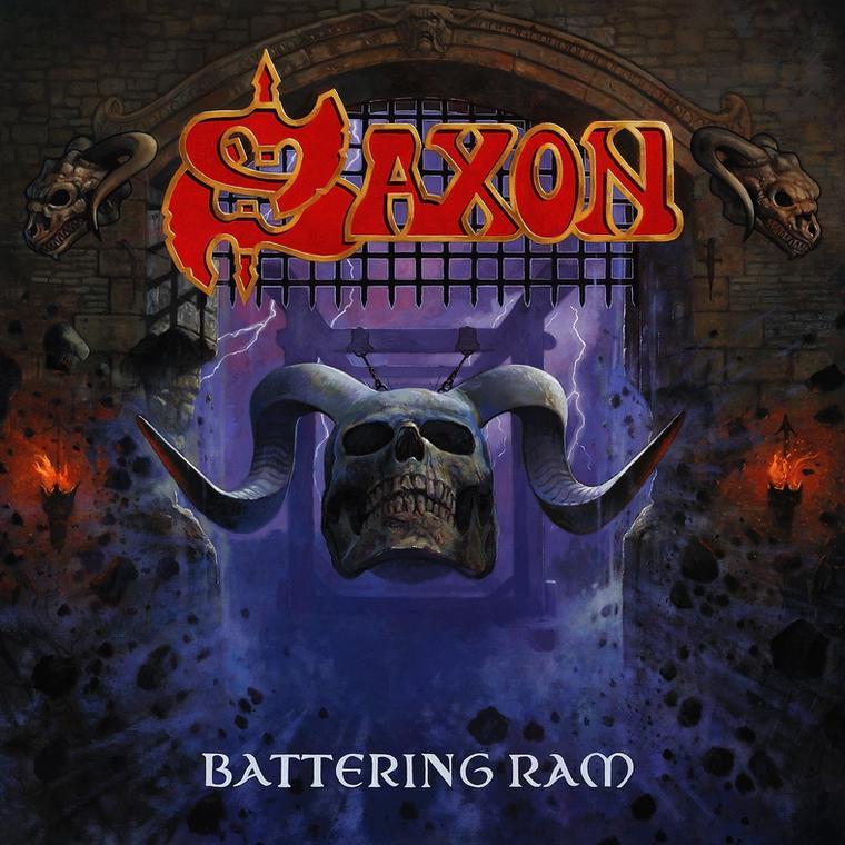 "Saxon – ""Battering Ram"""