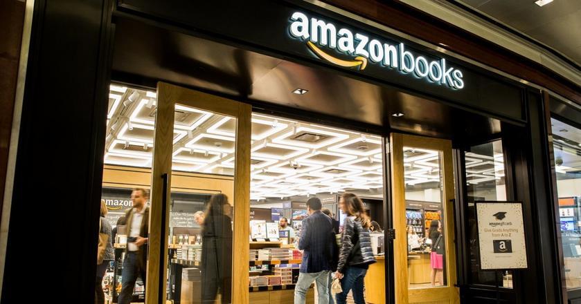 Nowy sklep Amazona na Manhattanie