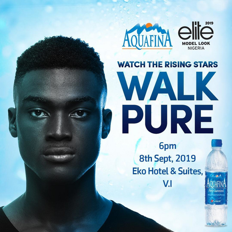 Aquafina Elite Model Look East and West Africa 2019 winners emerge