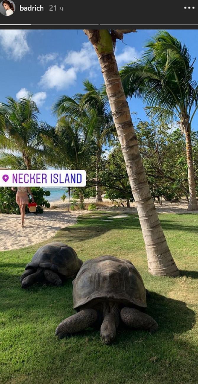 Stalni stanovnici Neker ostrva