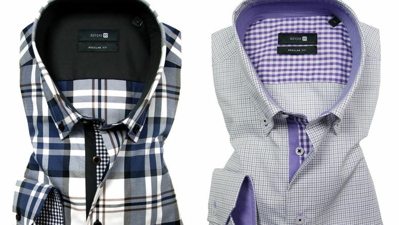 Marka REYJAY w sezonie wiosna/lato 2013 proponuje koszule męskie w najmodniejszej palecie kolorów. Dominują odcienie niebieskiego, fioletu i czerwonego. Poza niespotykanymi propozycjami kolorów, w kolekcji spotkać można ciekawe fasony.