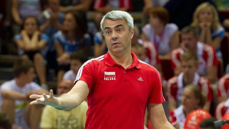 Trener polskiej kadry, Andrea Anastasi
