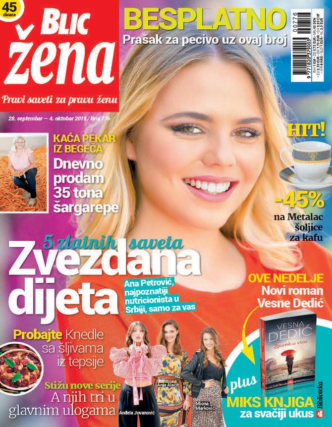 U prodaji novi broj Blic žene