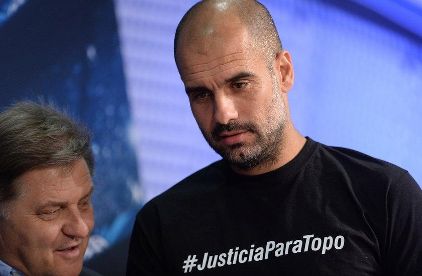 UEFA wszczęła postępowanie przeciwko Guardioli!
