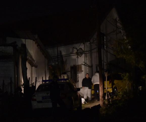Kuća ispred koje se dogodila tragedija