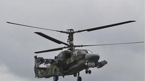 Rosyjski śmigłowiec ostrzelał widownię w trakcie manewrów Zapad 2017