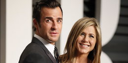 Mąż zostawił Aniston przez liściki miłosne od Brada Pitta?