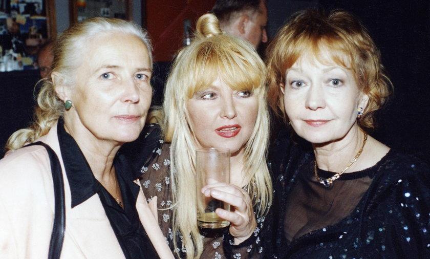 Agnieszka Osiecka, Maryla Rodowicz, Elżbieta Czyżewska