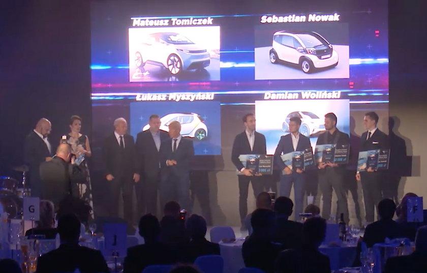 Polscy projektanci nagrodzeni. Zobacz skrót gali ElectroMobility Poland