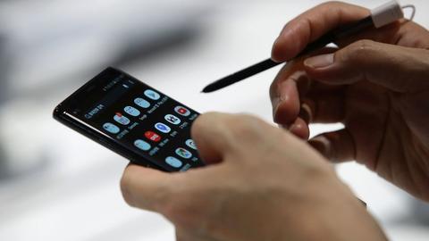 Samsung Galaxy Note 8 to teraz najbardziej zaawansowany telefon koncernu. Czy wkrótce tę pozycję zajmie Galaxy X?