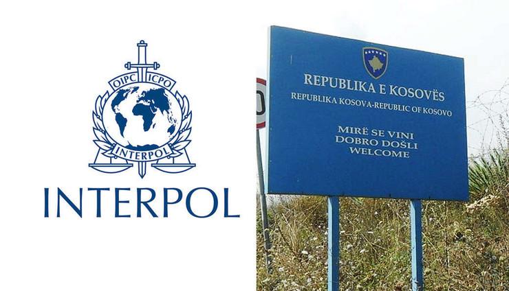 interpol kosovo granica tabla foto RAS Srbija Promo Wikipedia Krzysztof Dudzik