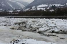 reka bosna led