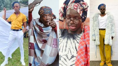 List of Kenyan male celebrities who cross dress