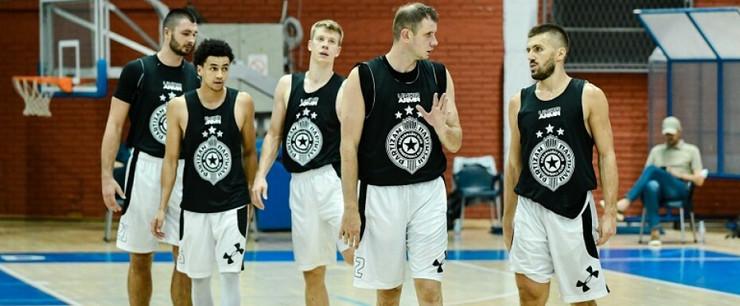 KK Partizan, KK Kluž