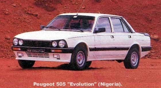 Peugeot 505 was the car for the everyday Nigerian (Nairaland)