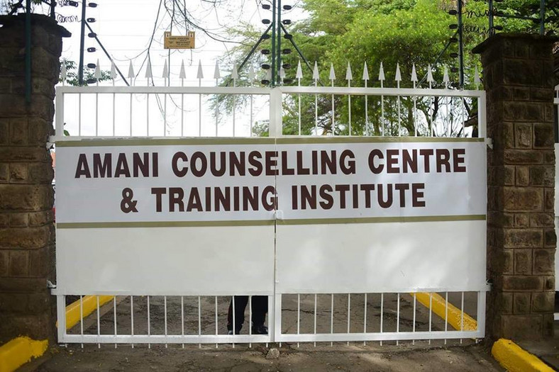 Amani Counselling Centre. (courtesy)