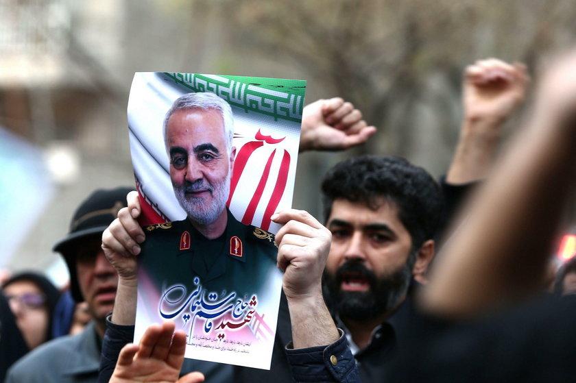 Trump ostrzega Iran: uderzymy w 52 miejscach