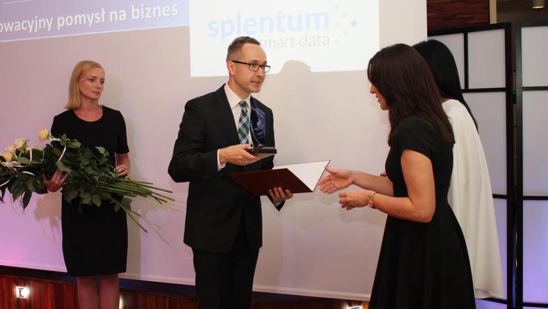 Rzeszów: firma Splentum innowatorem roku 2016