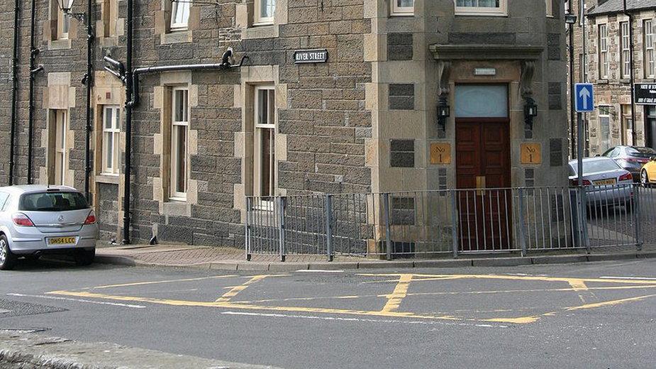 Najkrótsza ulica na świecie znajduje się w Szkocji