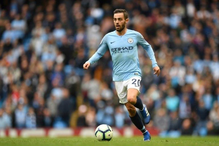 Bernardo Silva has now become a favourite of Manchester City manager Pep Guardiola