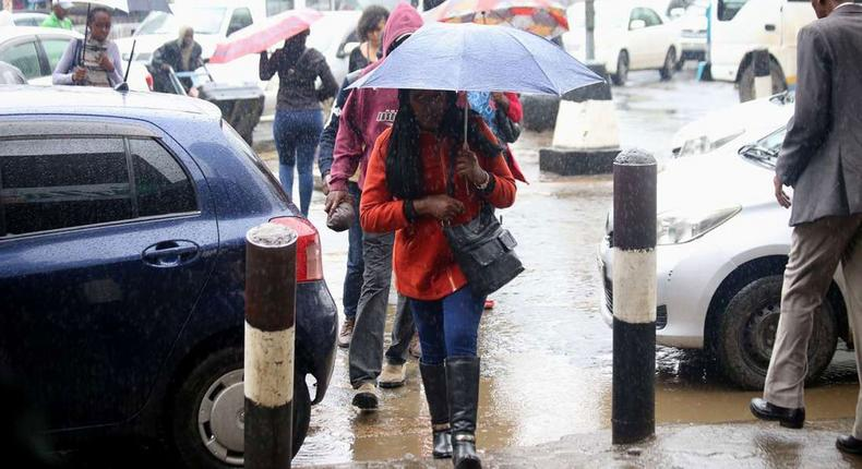 Weatherman: Heavy rainfall to persist in most parts of the country