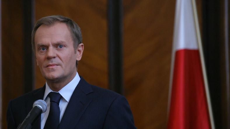 Tusk woli spotkać się z szefem PiS w Warszawie