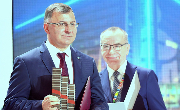 Prezes PKO BP Zbigniew Jagiełło